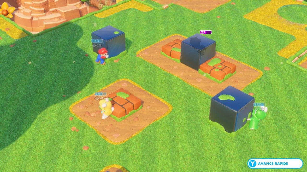 Mario + Lapins Crétins Kingdom Battle Bataille My Geek Actu Test