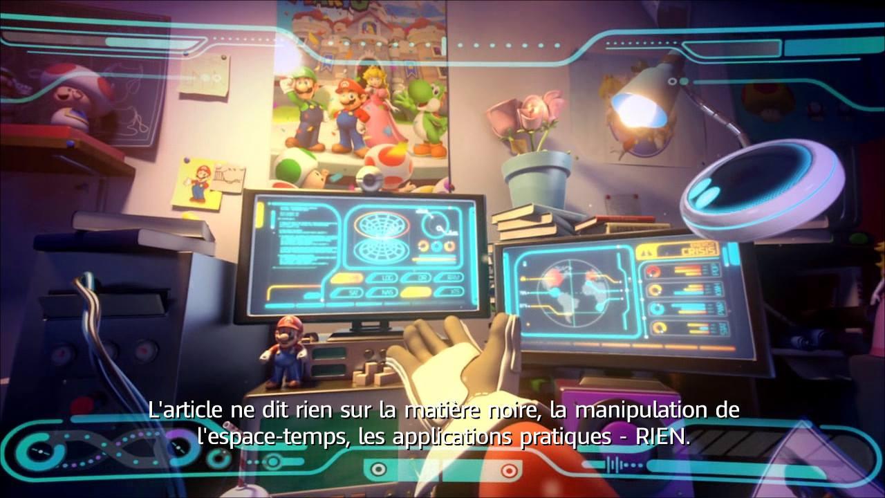 Mario + Lapins Crétins Kingdom Battle Cinématique Intro My Geek Actu Test