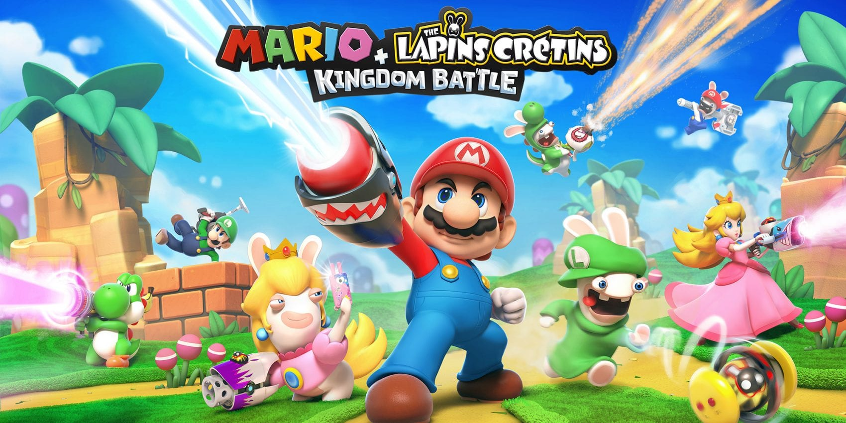 TEST – Mario + Lapins Crétins: Kingdom Battle