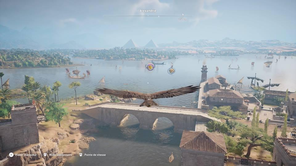 Assassin's Creed Origins Test My Geek Actu Aigle.jpg