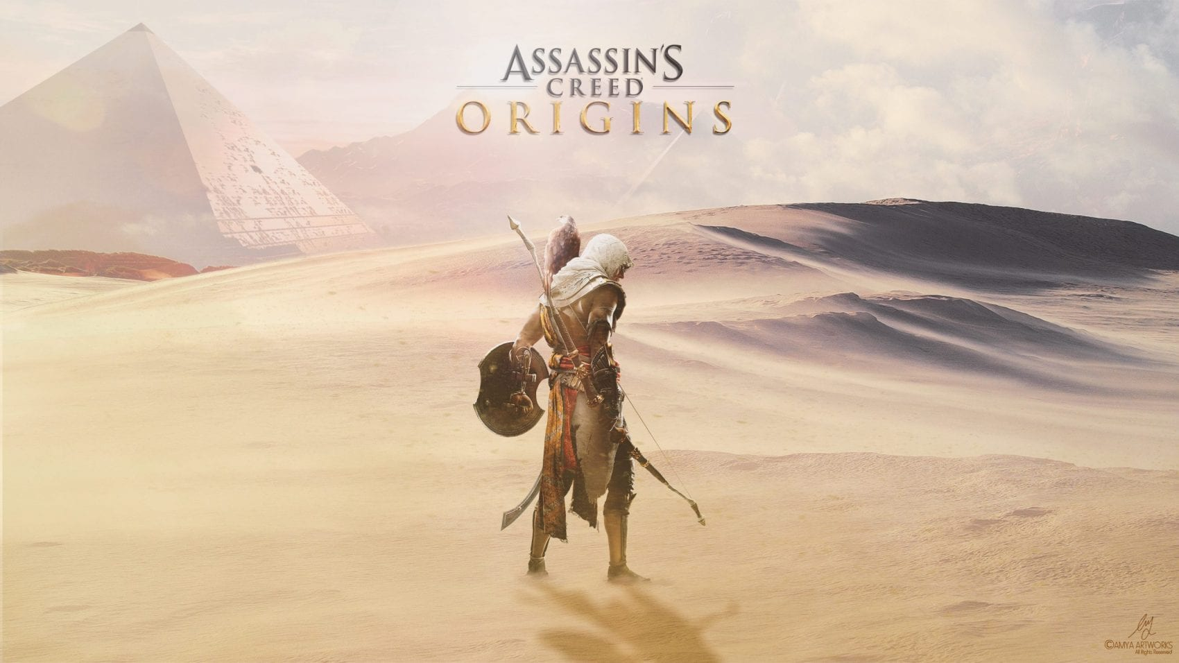 TEST – Assassin's Creed Origins