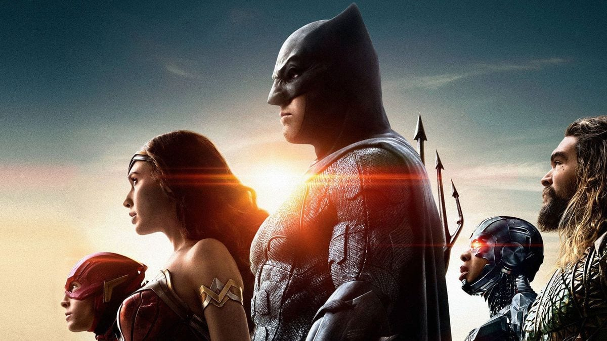 TRAILER – Justice League