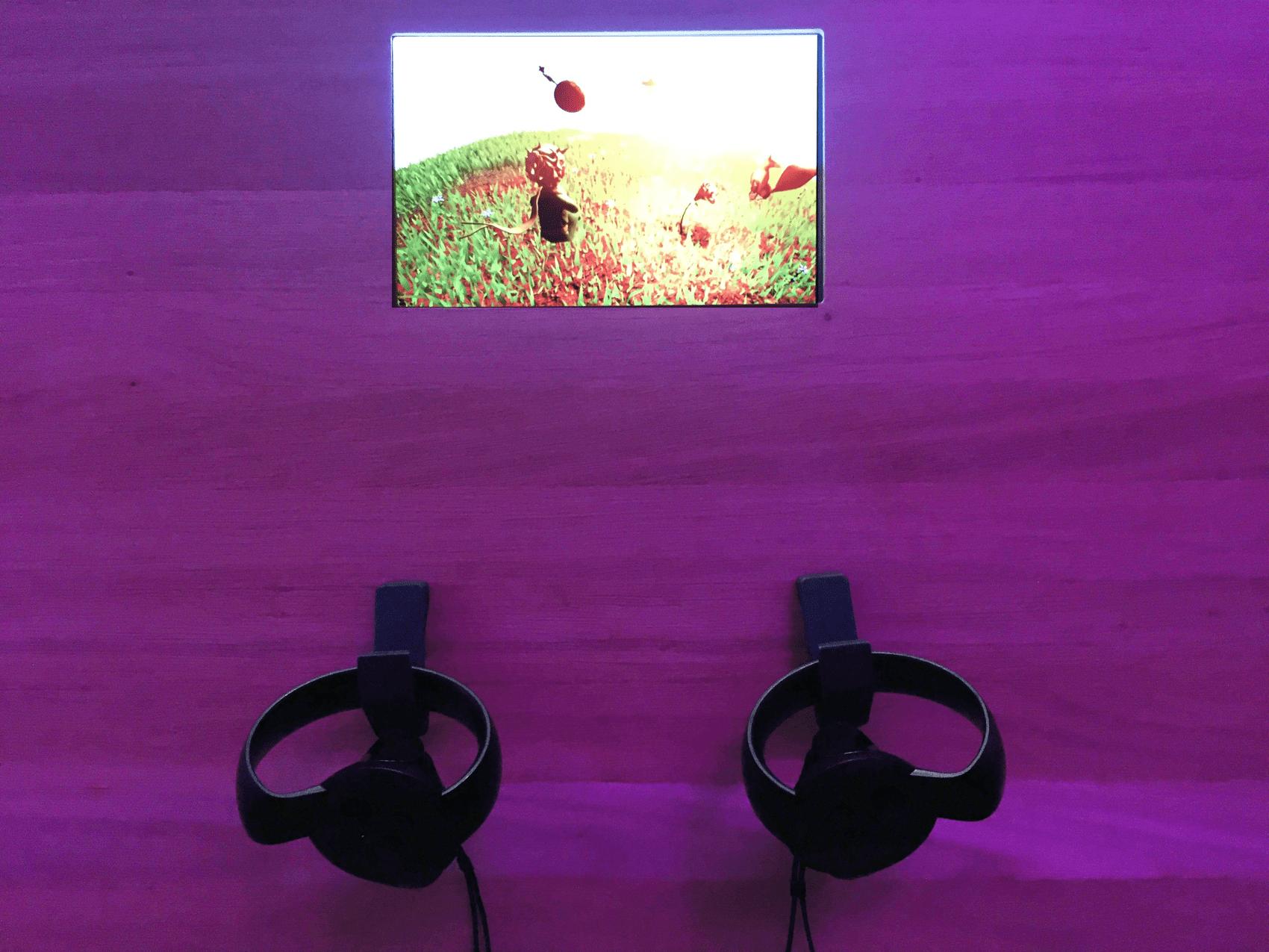 Le Petit Prince VR Test MK2 My Geek Actu Manettes