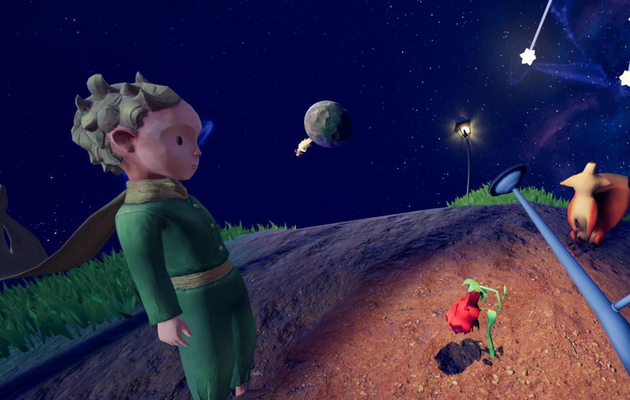 TEST – Le Petit Prince VR