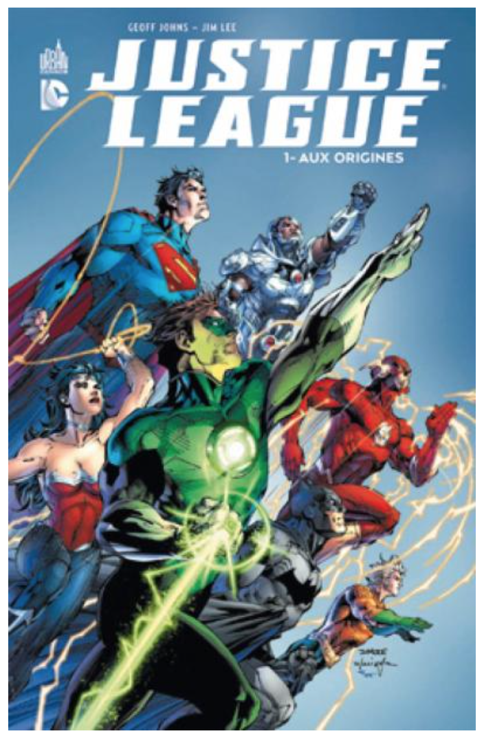 Geekeries Justice League My Geek Actu Comics