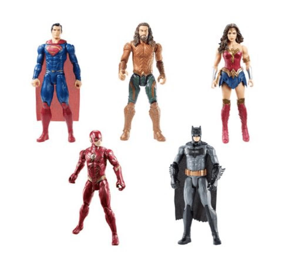 Geekeries Justice League My Geek Actu Jouets Mattel