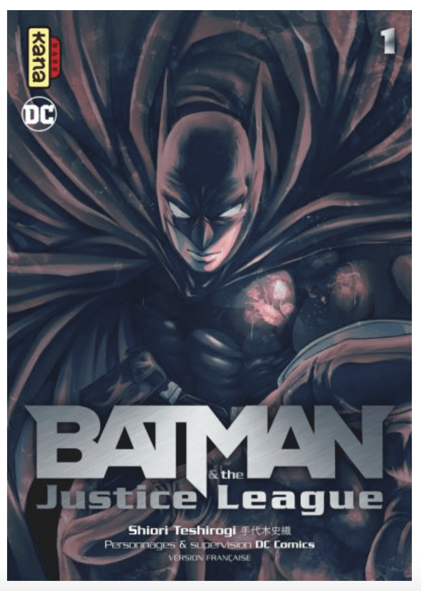 Geekeries Justice League My Geek Actu Manga Batman & Justice League