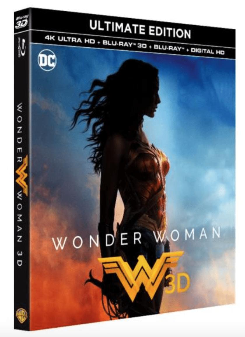 Geekeries Justice League My Geek Actu Wonder Woman