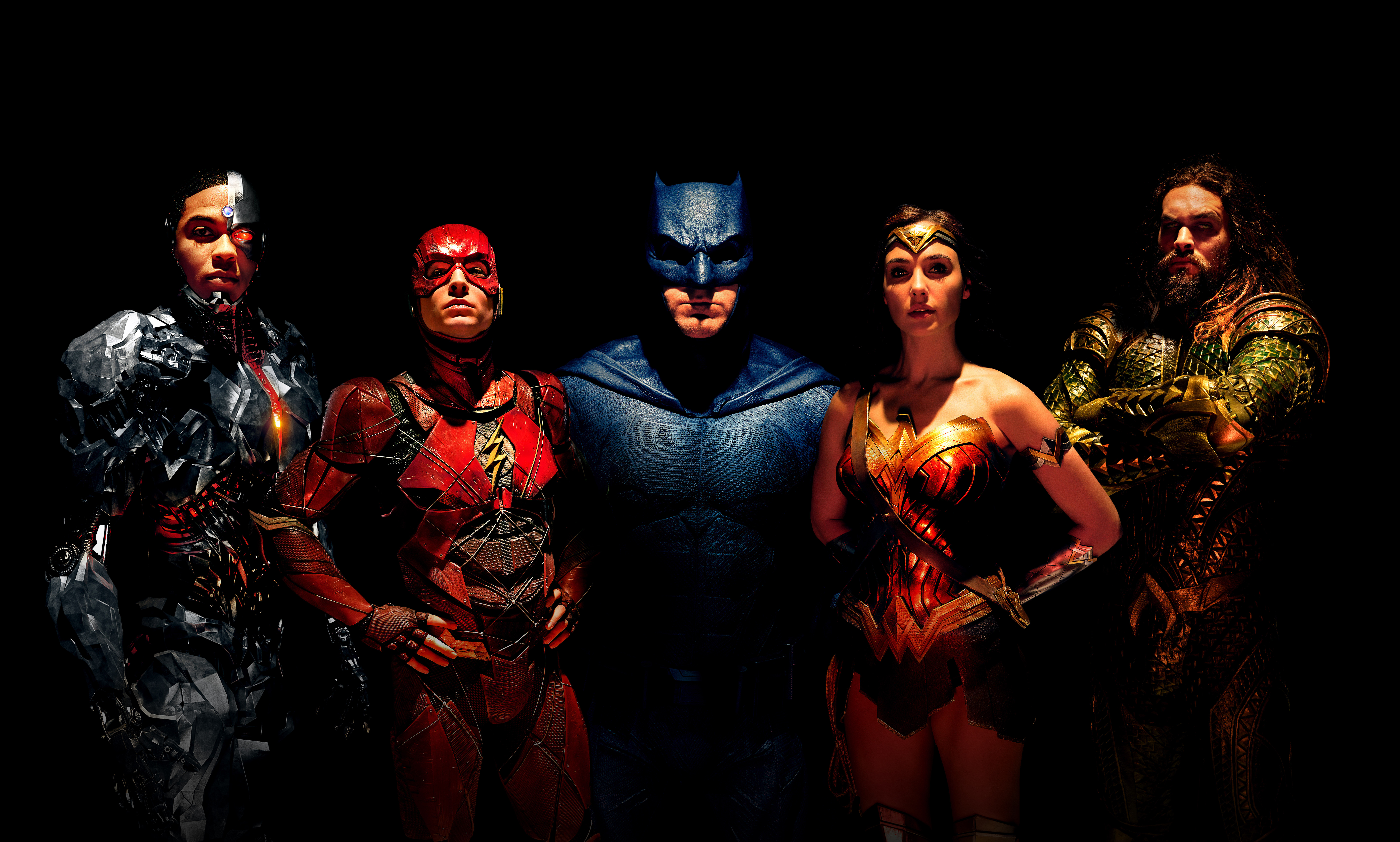 REVIEW – Justice League