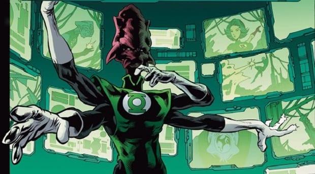 Justice League Review My Geek Actu Green Lantern