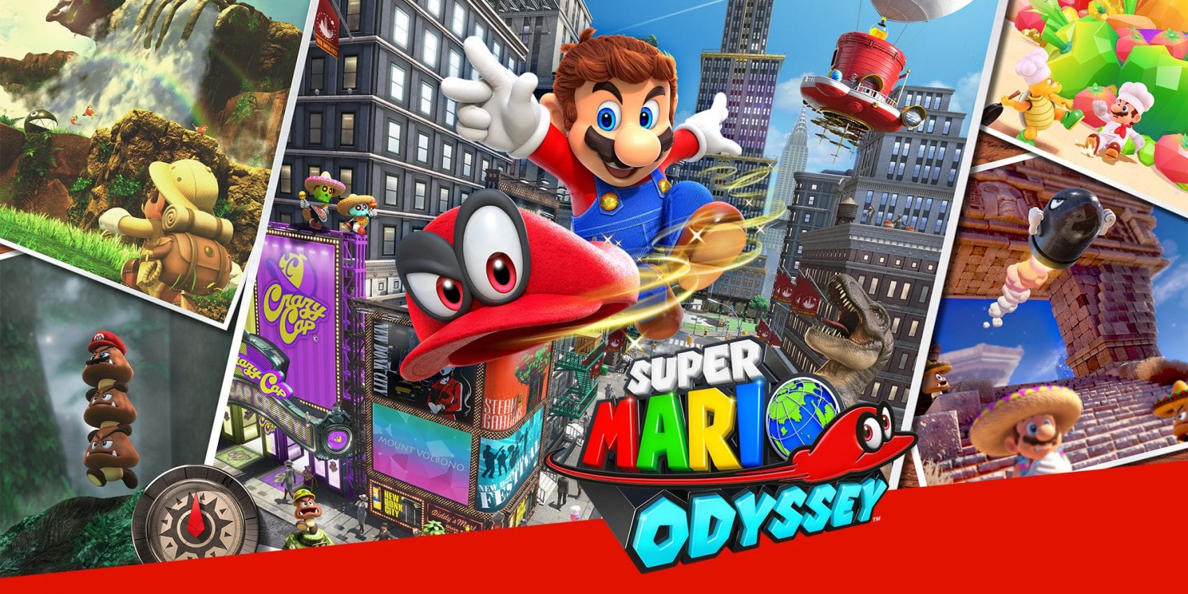 TEST – Super Mario Odyssey