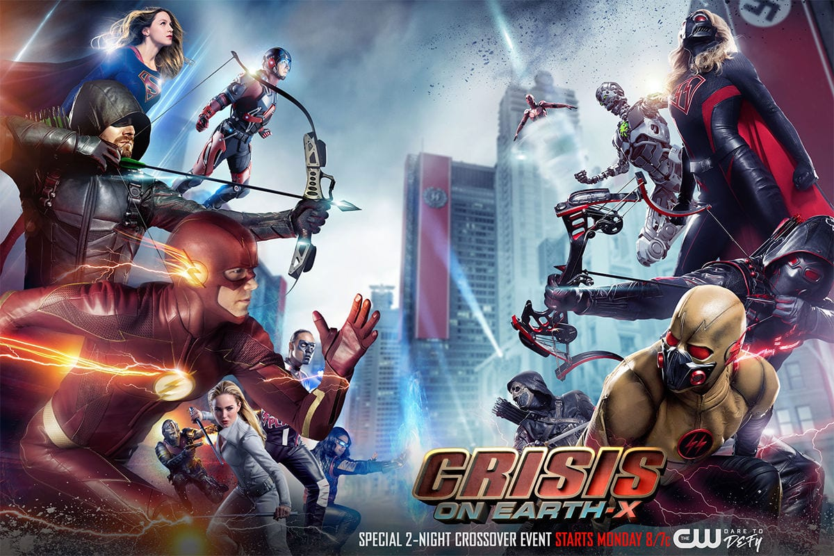 REVIEW – Crisis on Earth-X
