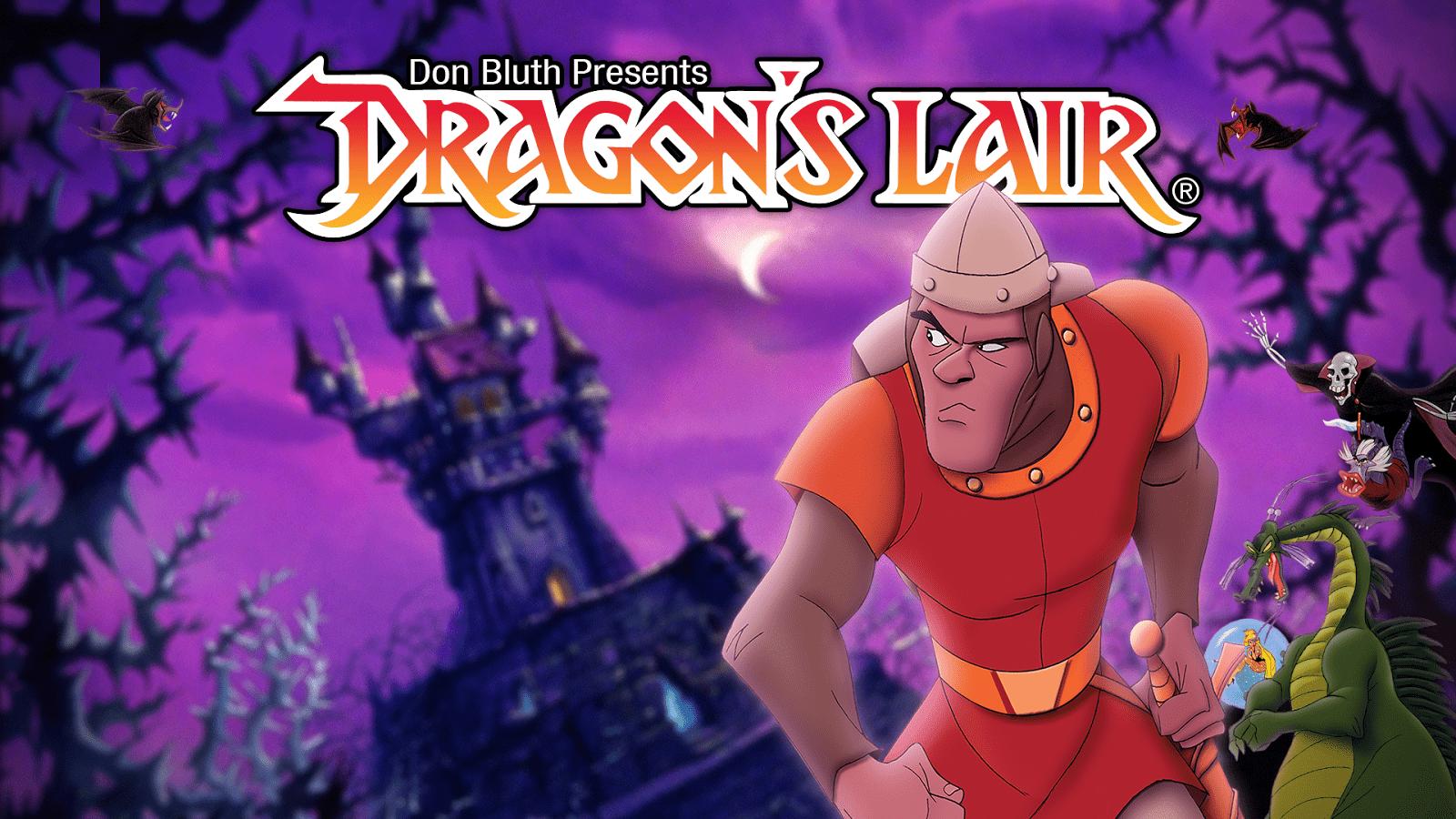 TEST – Dragon's Lair