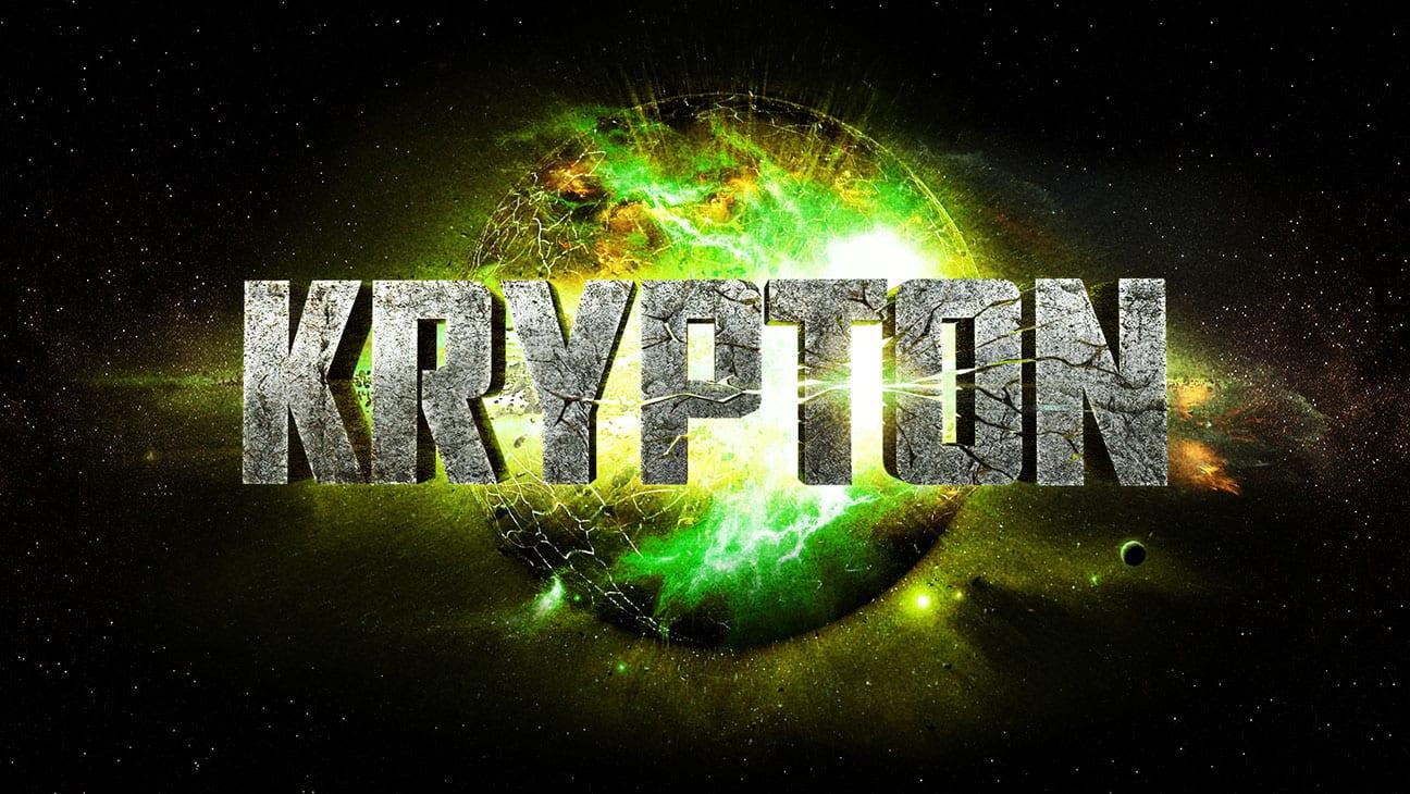 NEWS – KRYPTON (série)