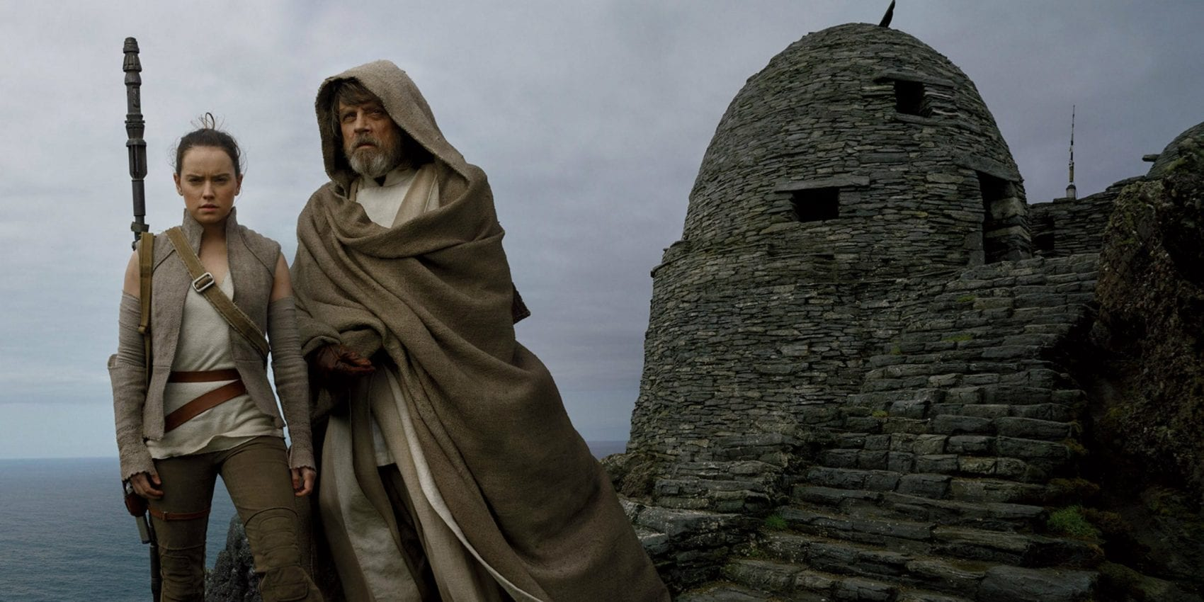 L'avis de la rédac My Geek Actu Star Wars 8 Les Derniers Jedi Luke Rey