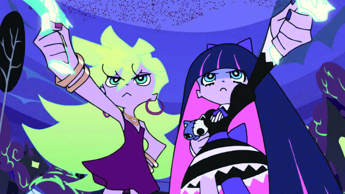 REVIEW – Panty & Stocking with Garterbelt