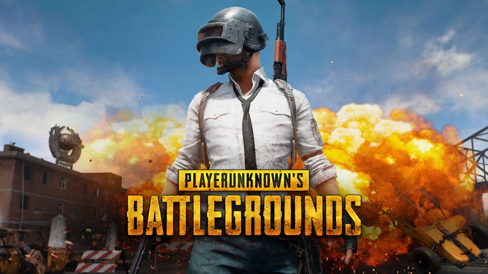 NEWS – Playerunknown's Battlegrounds