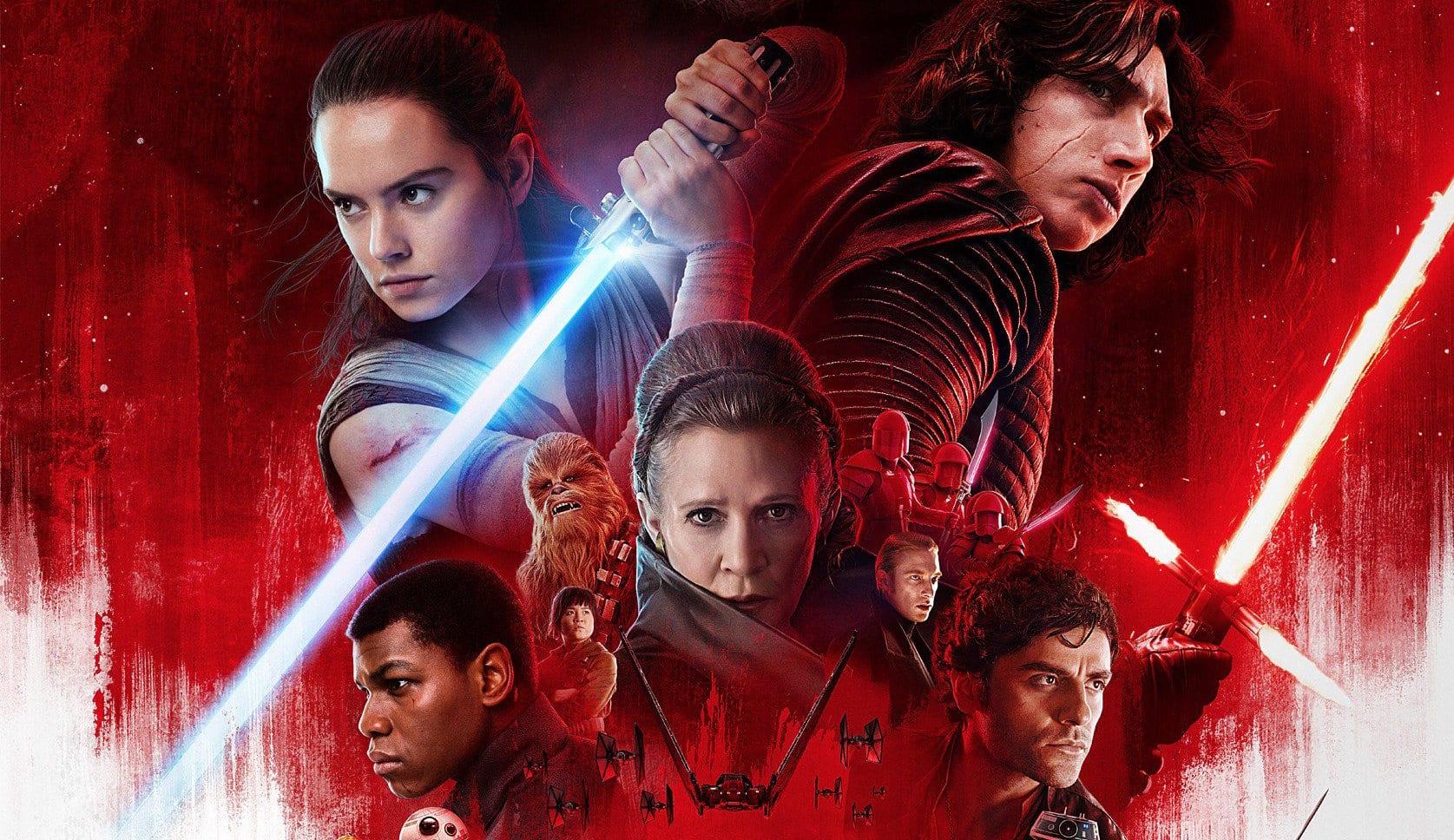 REVIEW – Star Wars VIII : Les Derniers Jedi