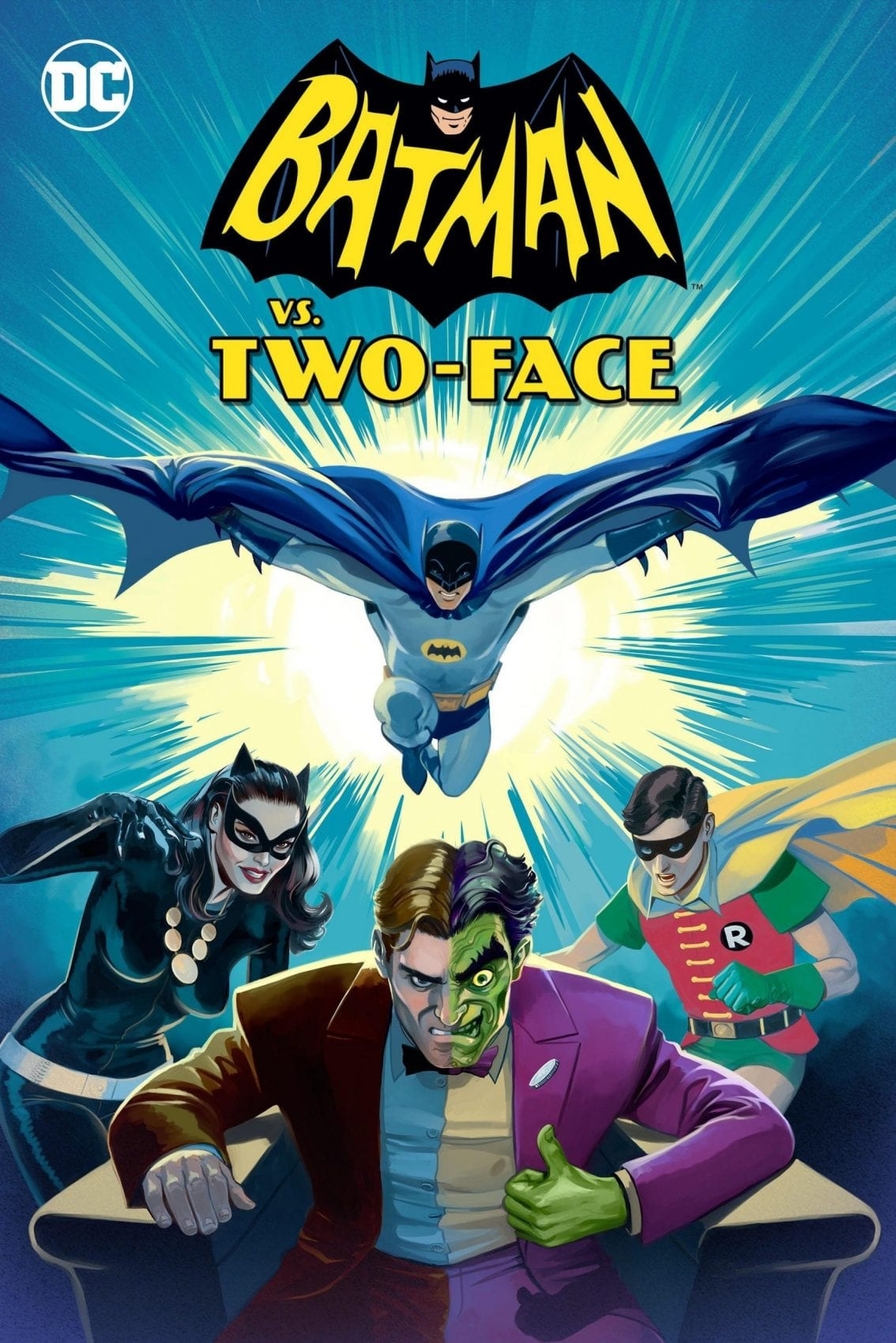 REVIEW – Batman contre Double-Face