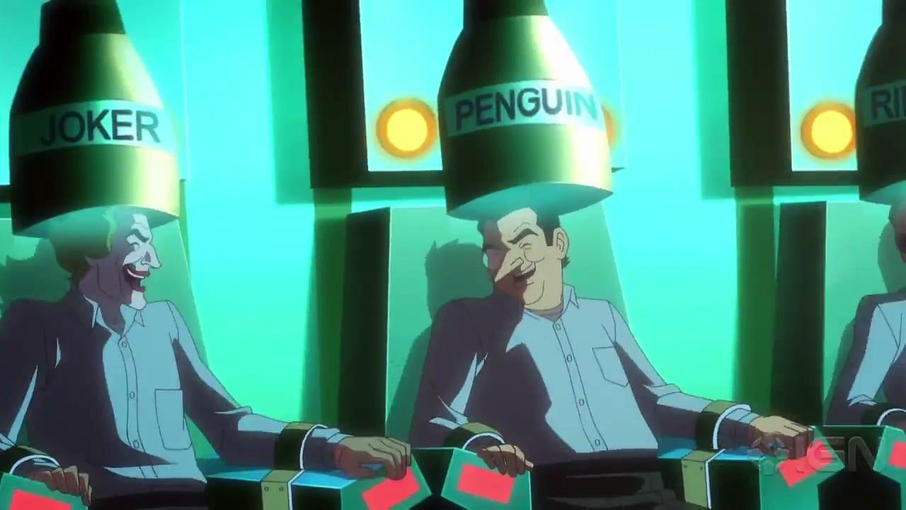 Batman contre Double Face Review My Geek Actu Joker