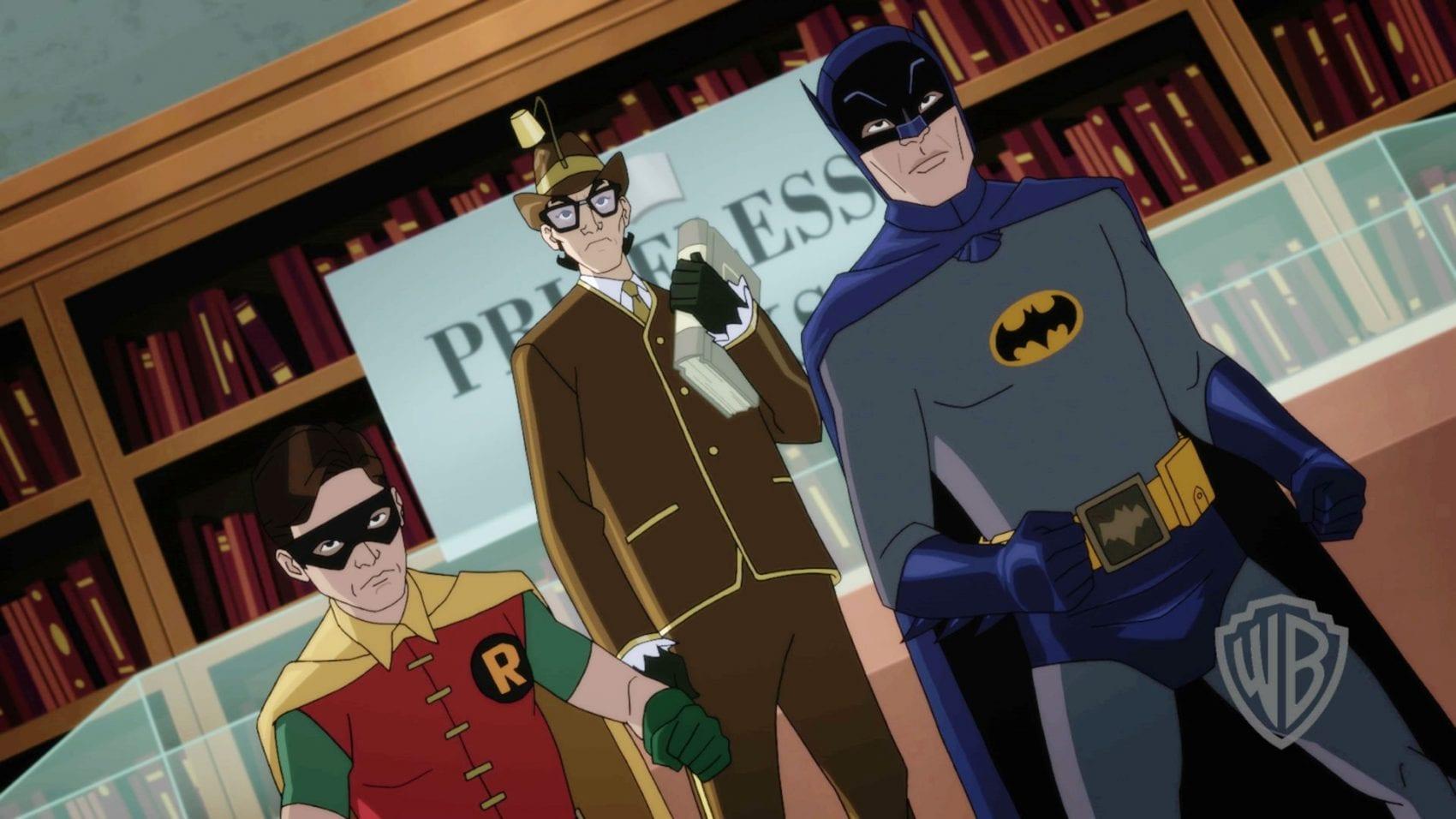 Batman contre Double Face Review My Geek Actu Temps