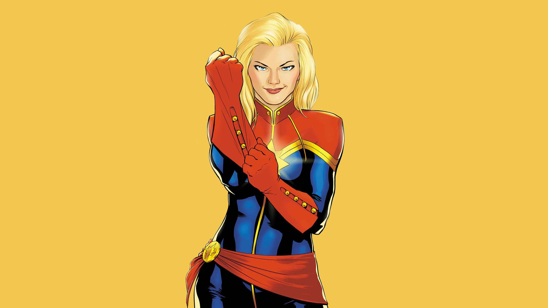 NEWS – Captain Marvel (film)