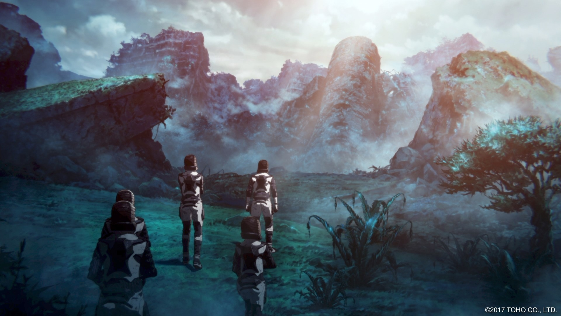 Godzilla Planets of The monsters Review My Geek Actu Exploration