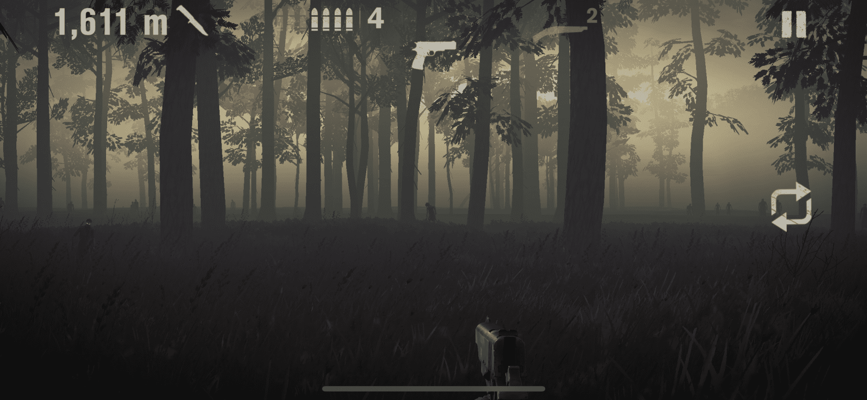 Into The Dead 2 Test iOS Android My Geek Actu Arbres