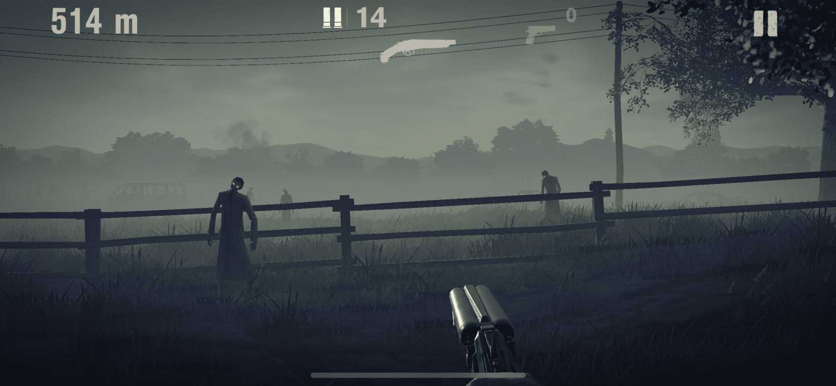 Into The Dead 2 Test iOS Android My Geek Actu foret pompe