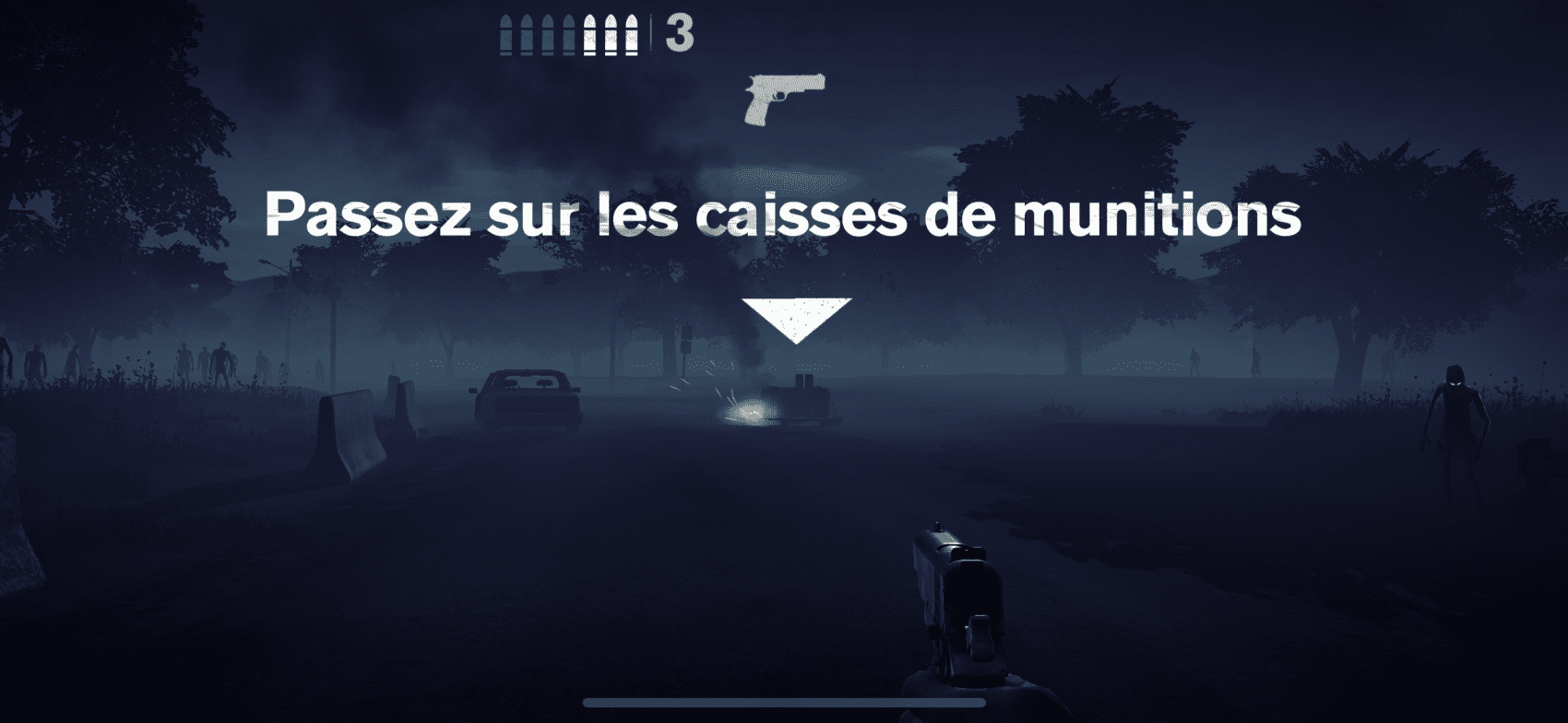 Into The Dead 2 Test iOS Android My Geek Actu munitions