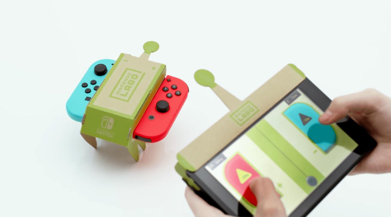 Nintendo Labo News My Geek Actu 2