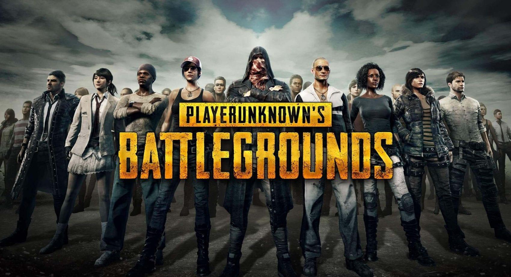 TEST – Playerunknown's Battlegrounds