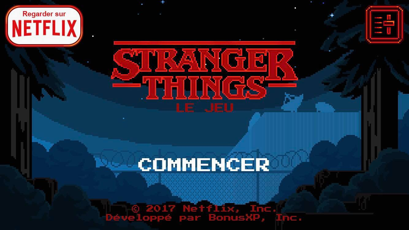 Test Stranger Things The Game Fenetre d'ouverture My Geek Actu .jpg