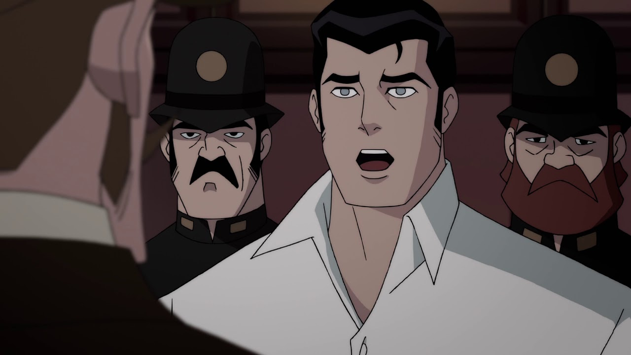 Batman Gotham by Gaslight Review My Geek Actu Bruce Wayne