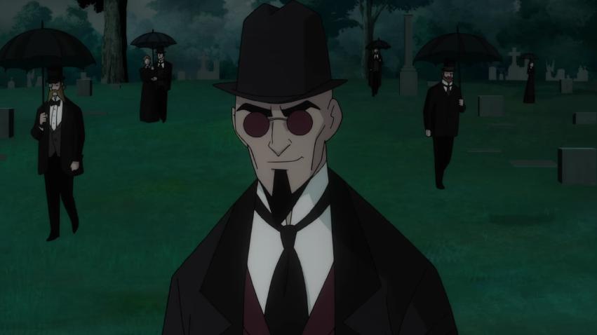 Batman Gotham by Gaslight Review My Geek Actu Hugo Strange