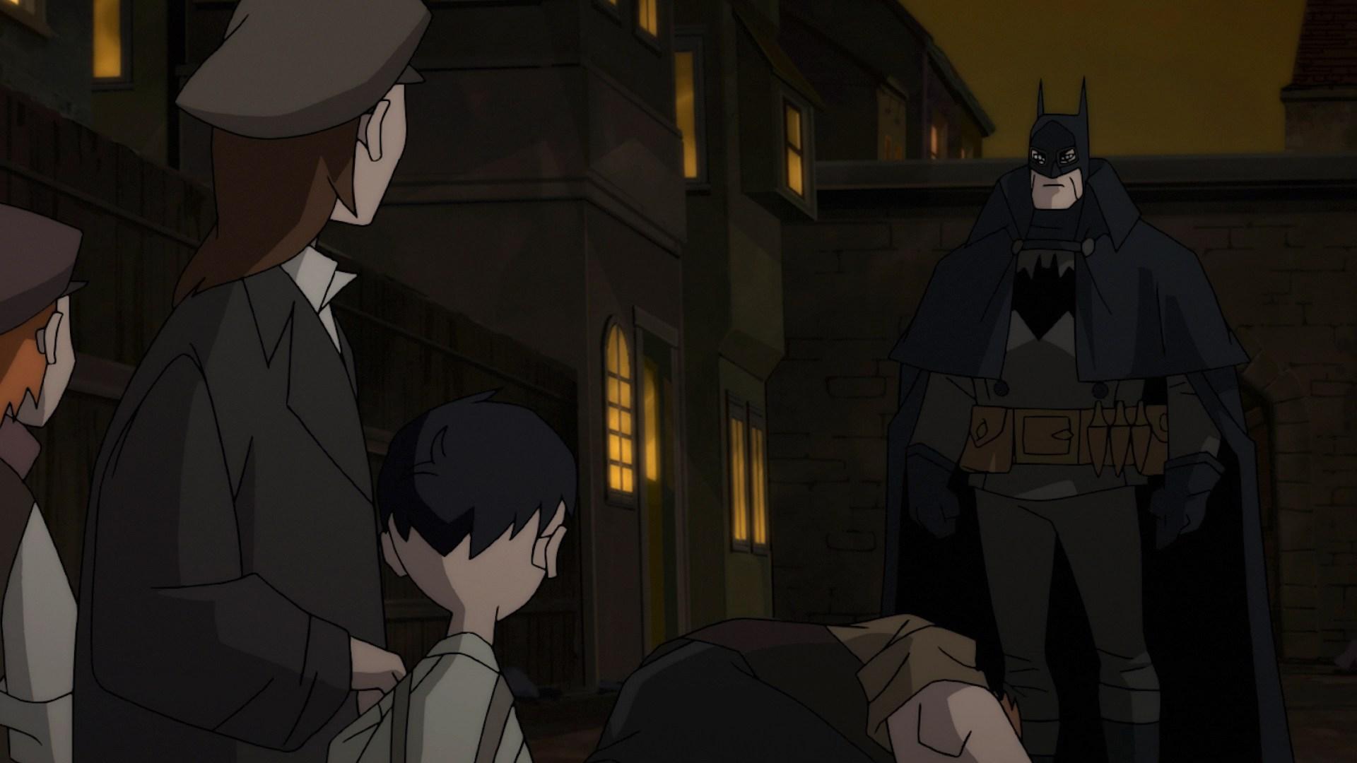 Batman Gotham by Gaslight Review My Geek Actu Robin 2