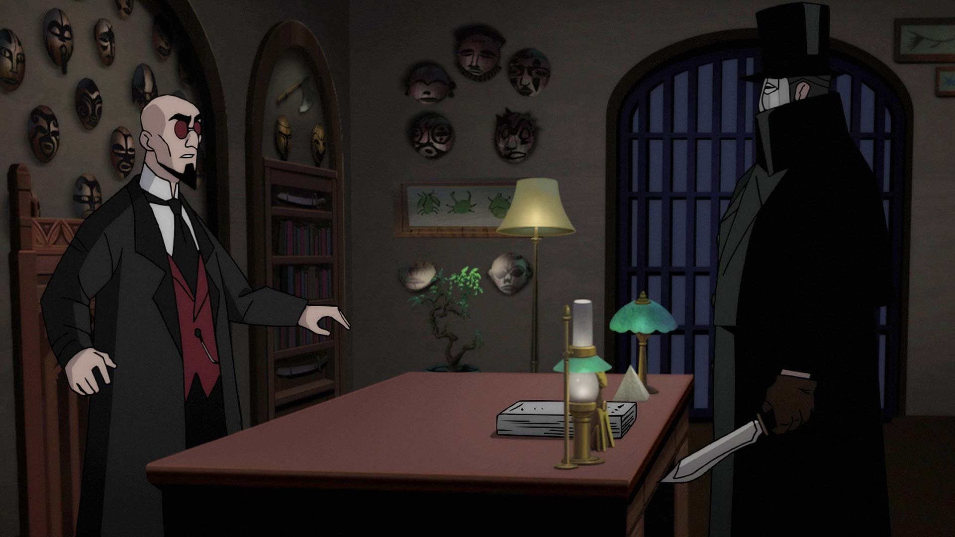 Batman Gotham by Gaslight Review My Geek Actu Strange Jack