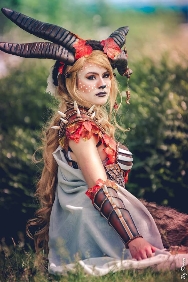 Interview - Pep's Cosplay - Portrait Faune