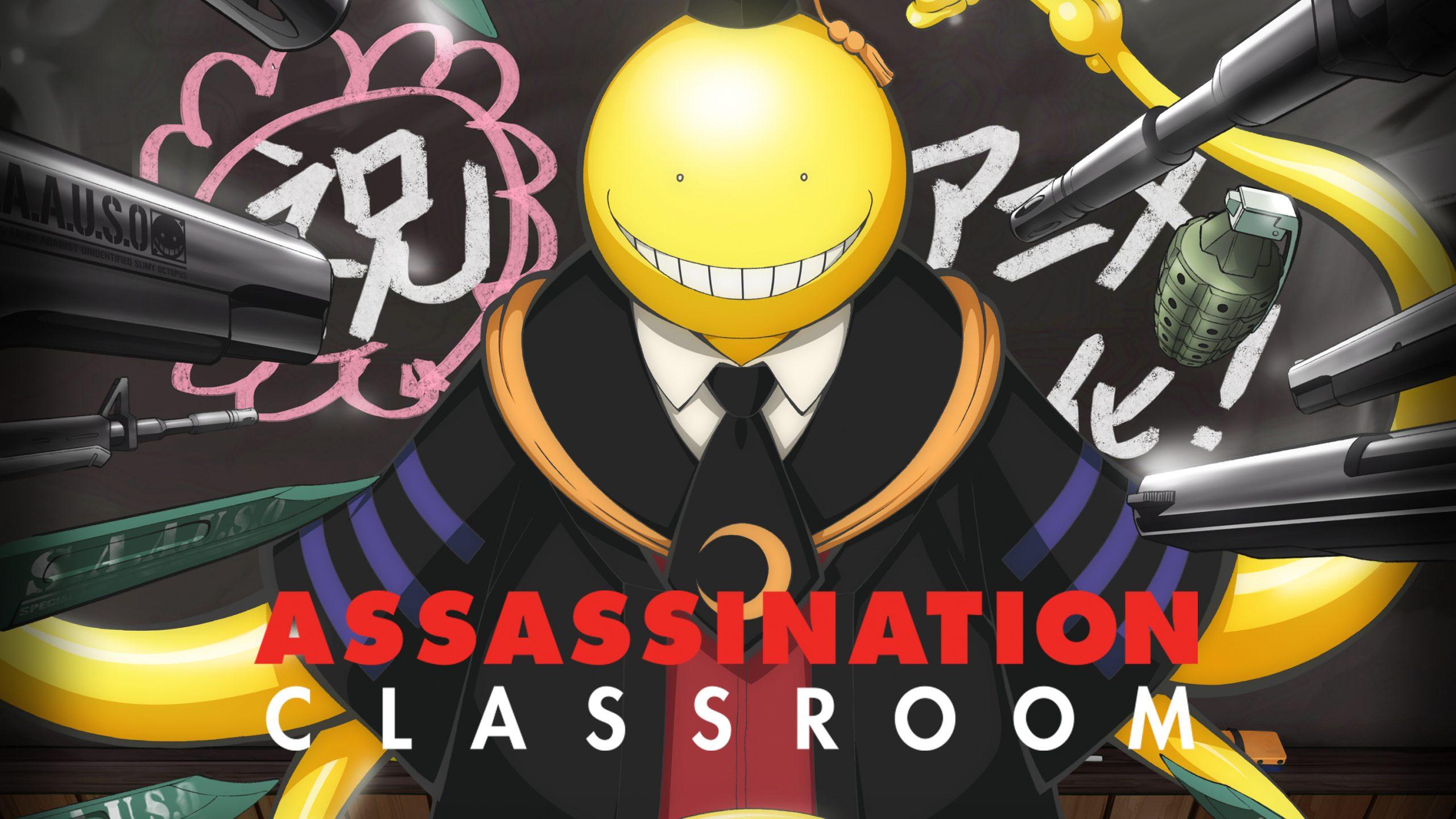 REVIEW – Assassination Classroom (saison 1)