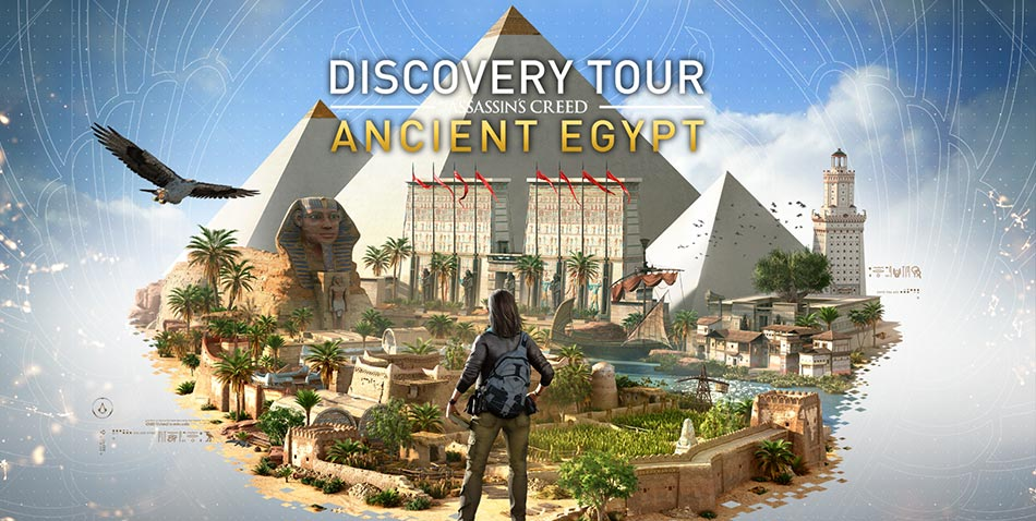 TEST – Assassin's Creed Origin Discovery Tour