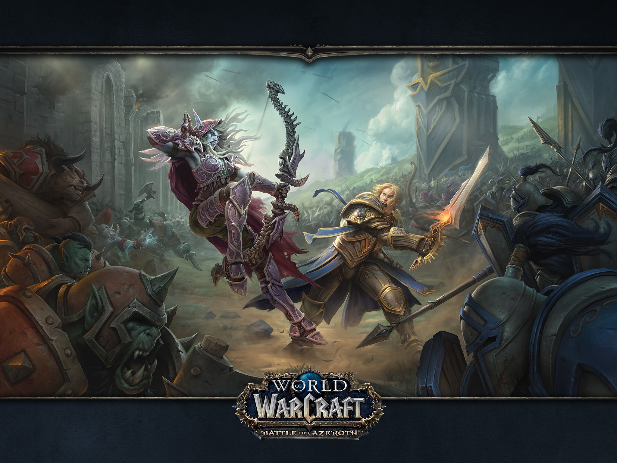 NEWS – World of Warcraft: Battle for Azeroth