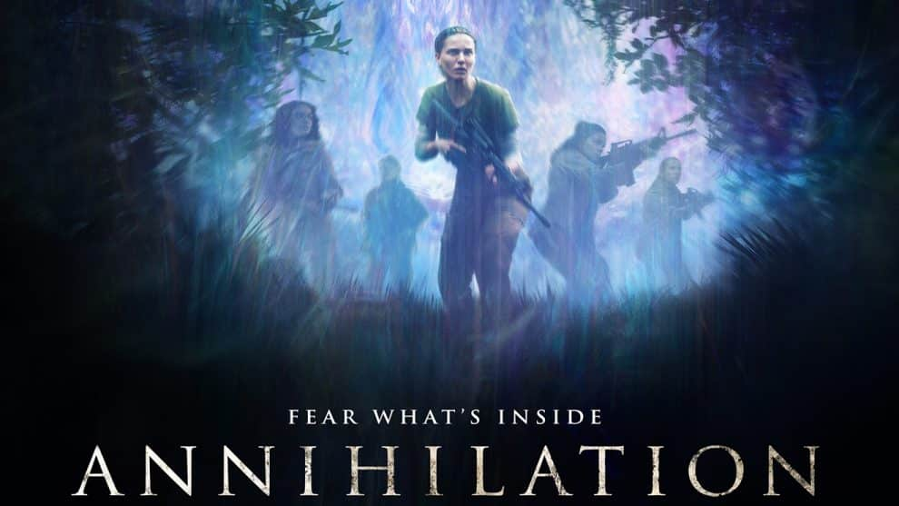 review annihilation cover 2 my geek actu