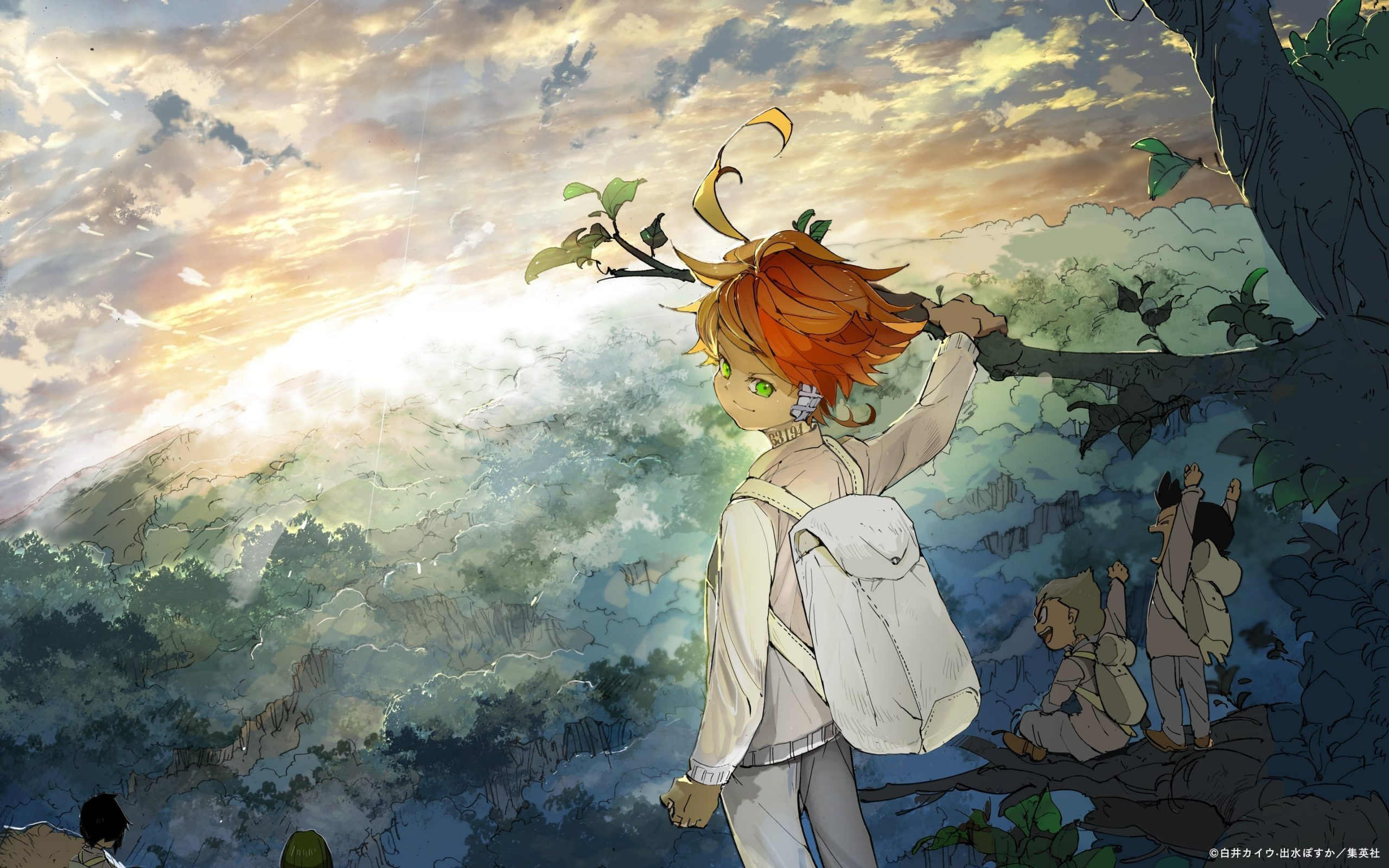 REVIEW – The Promised Neverland (tome 1)