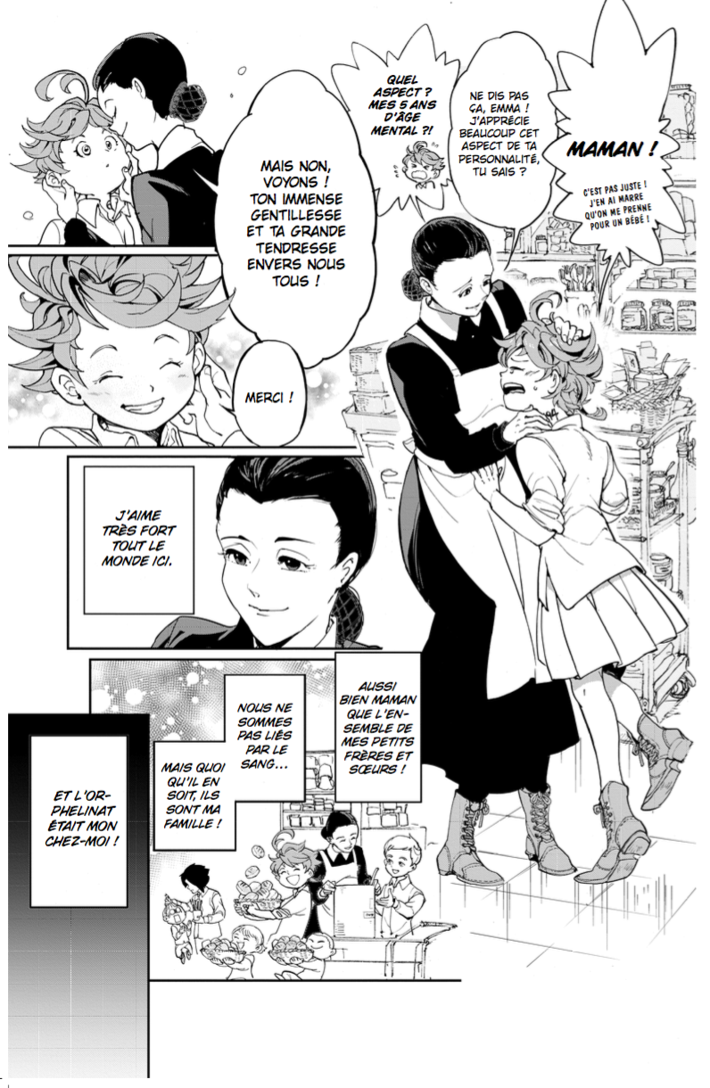 The Promised Neverland Review My Geek Actu3.png
