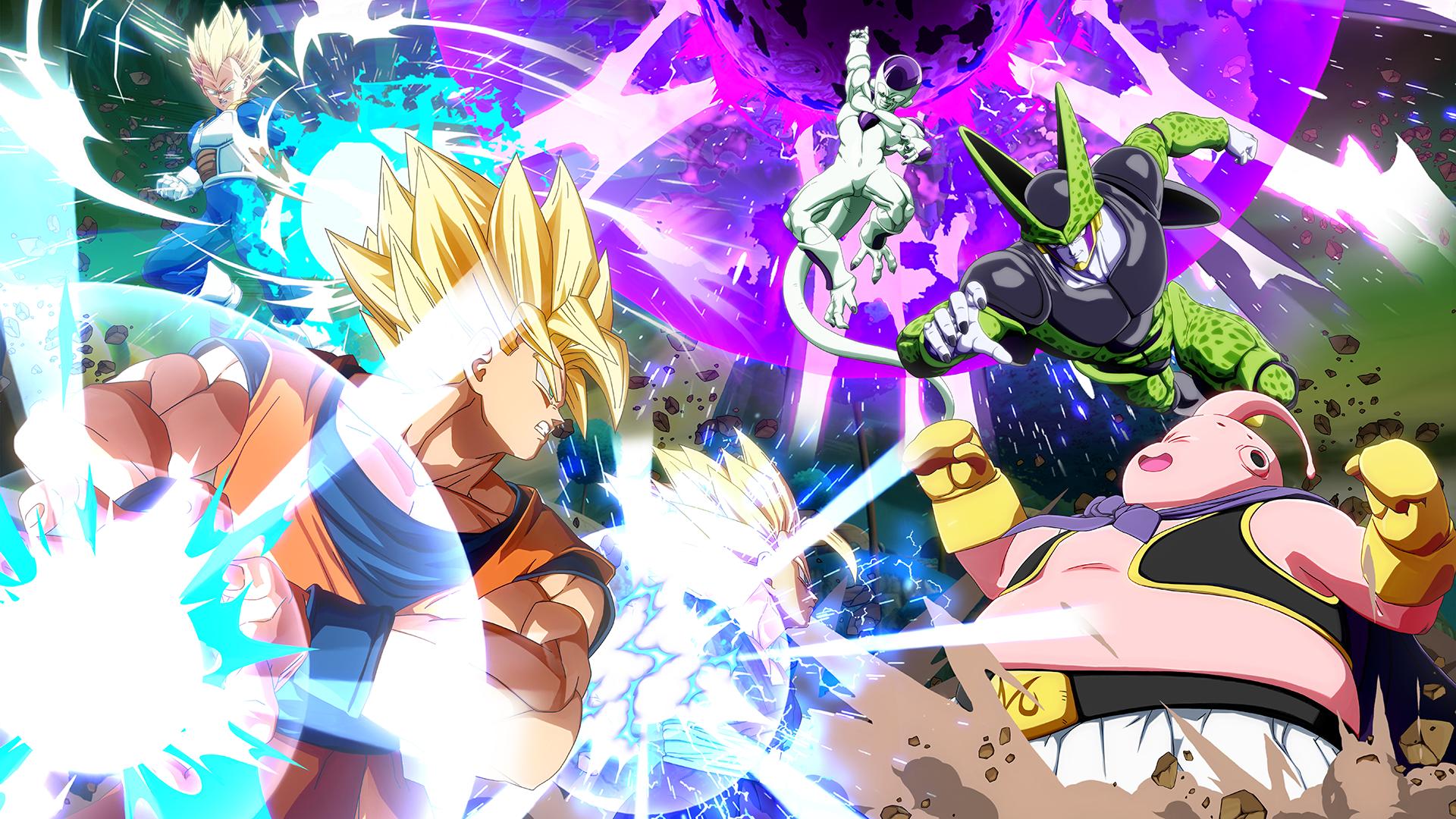 TEST – Dragon Ball FighterZ