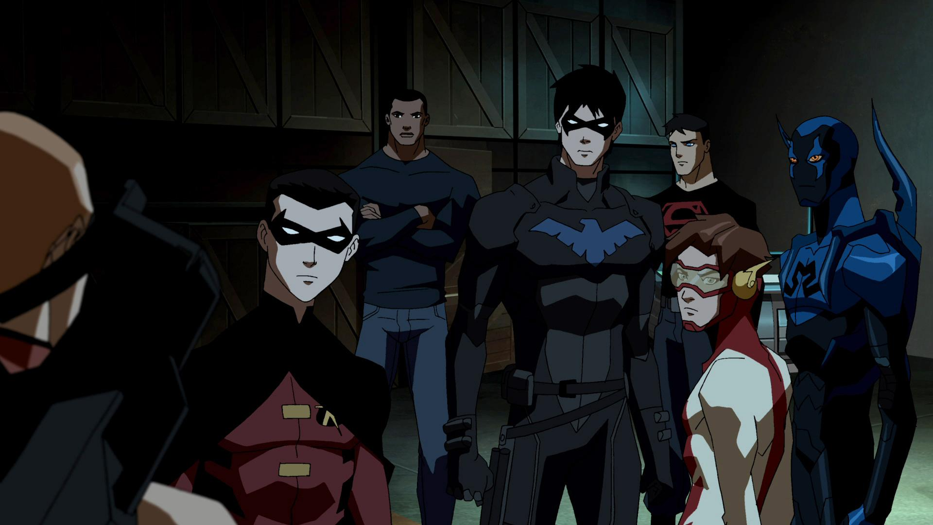 Young Justice Review My Geek Actu 1