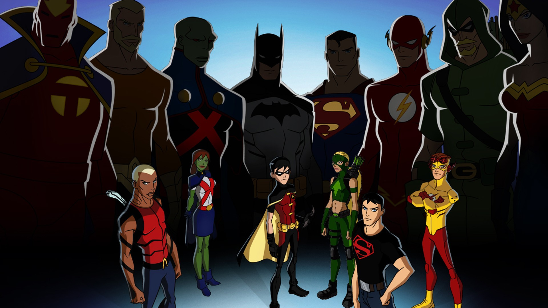 REVIEW – Young Justice (S01 & S02)