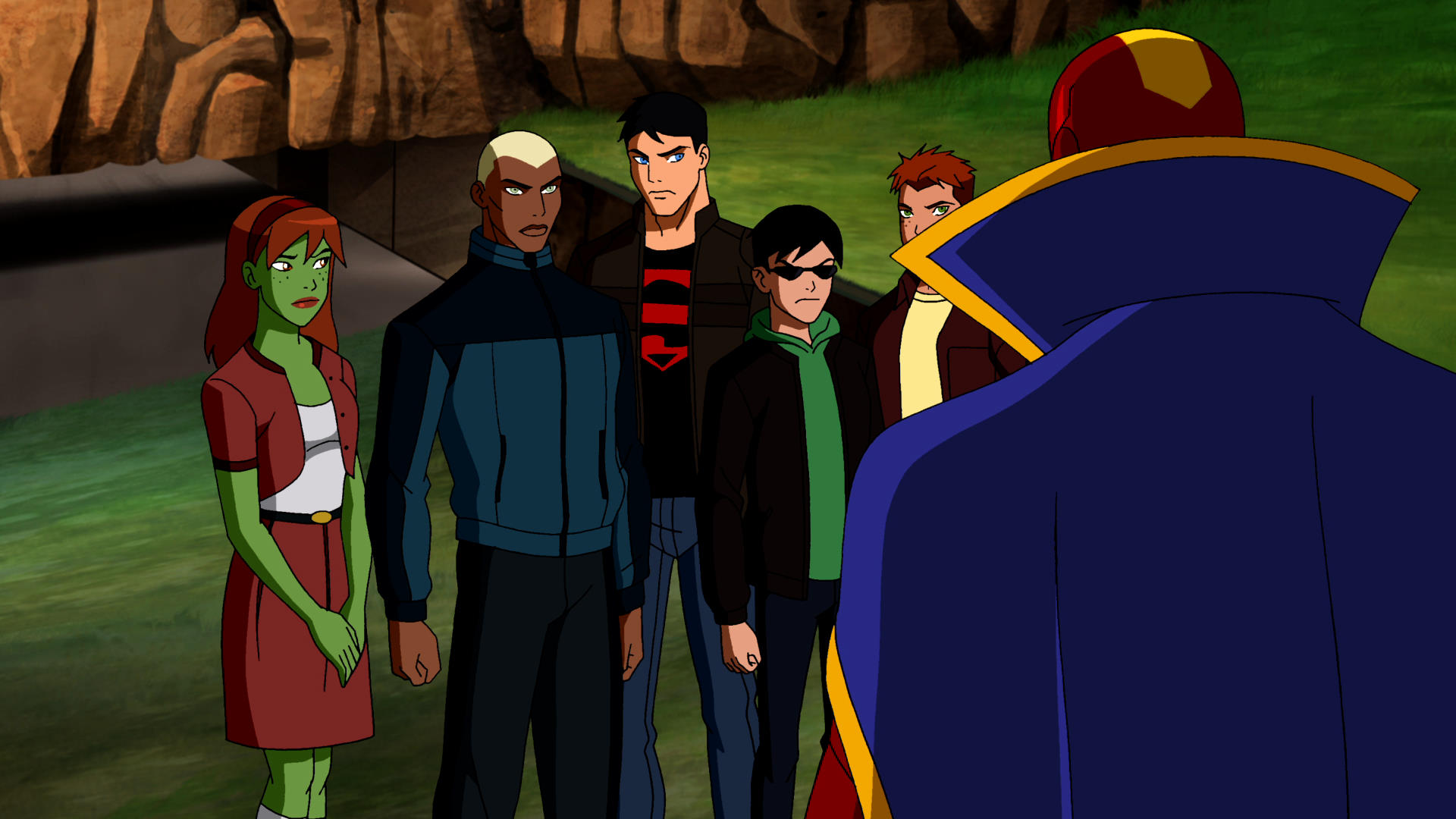 Young Justice Review My Geek Actu saison 1