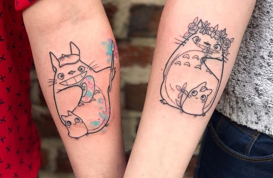 ZOOM – Notre sélection de tatoueurs geeks