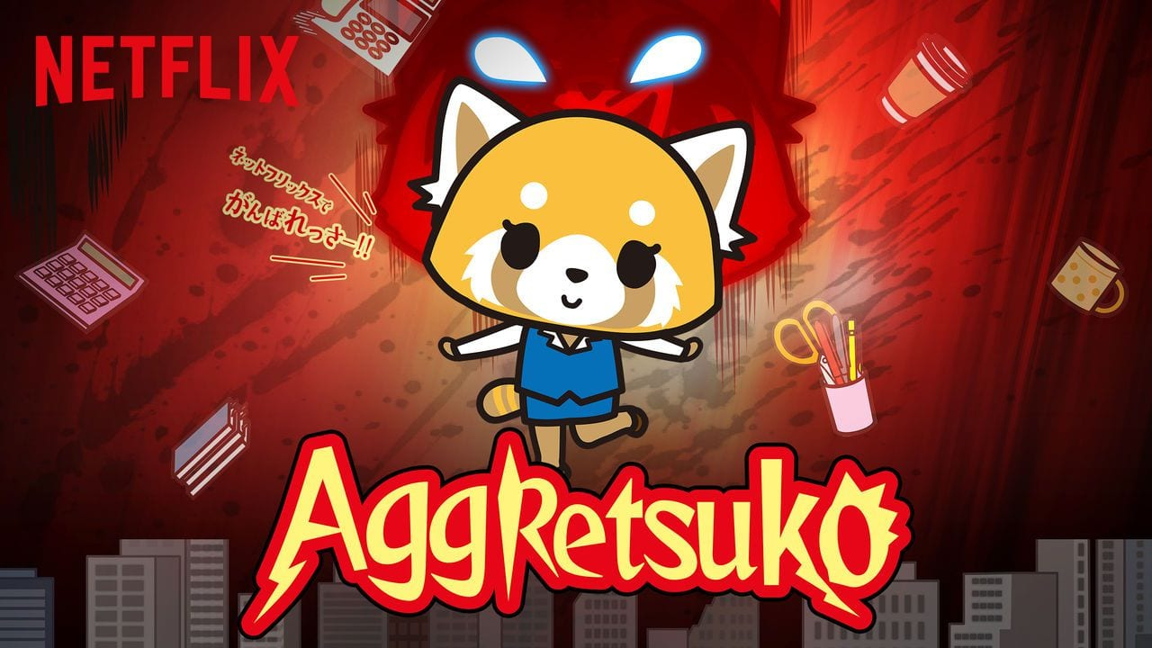 REVIEW – Aggretsuko S1